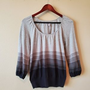 Old navy sweater.   Size S